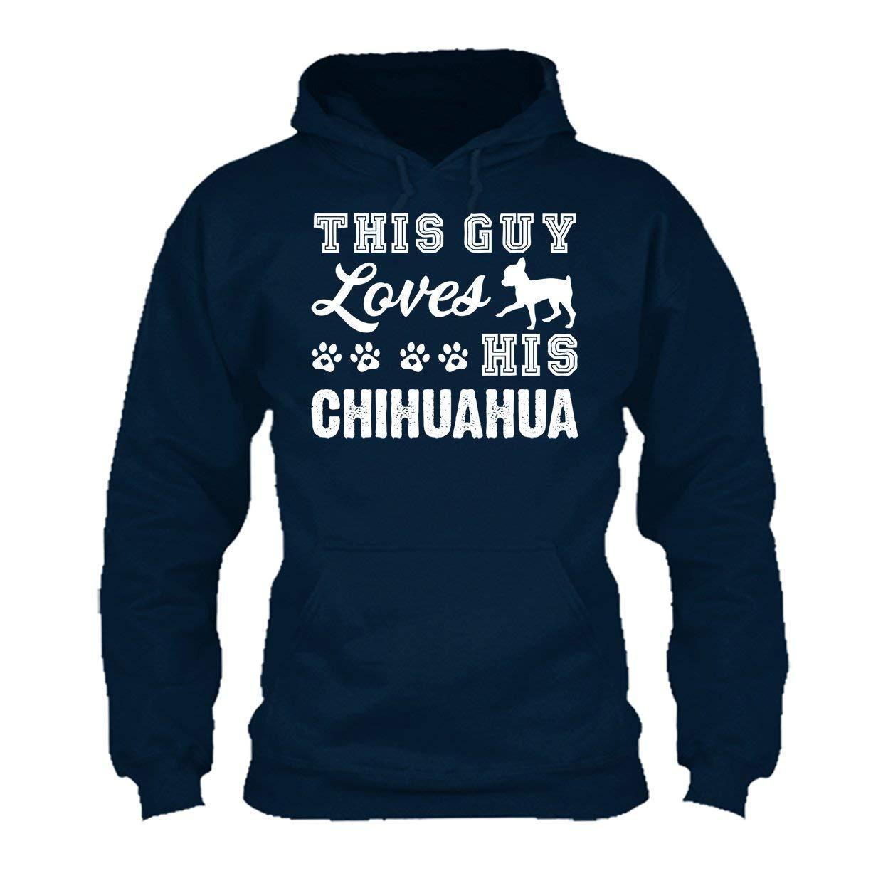 Sweatshirt Design Cool Loves Chihuahua Tshirt