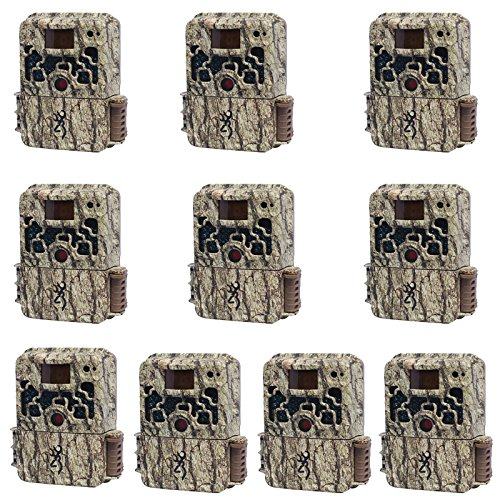 (10) Browning STRIKE FORCE HD Sub Micro Trail Camera (10MP)  BTC5HD