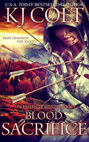 Blood Sacrifice Healers Meligna Book ebook product image