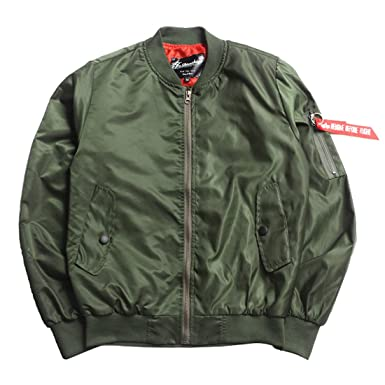 Amazon.com  Mens Bomber Jacket 7731966963b