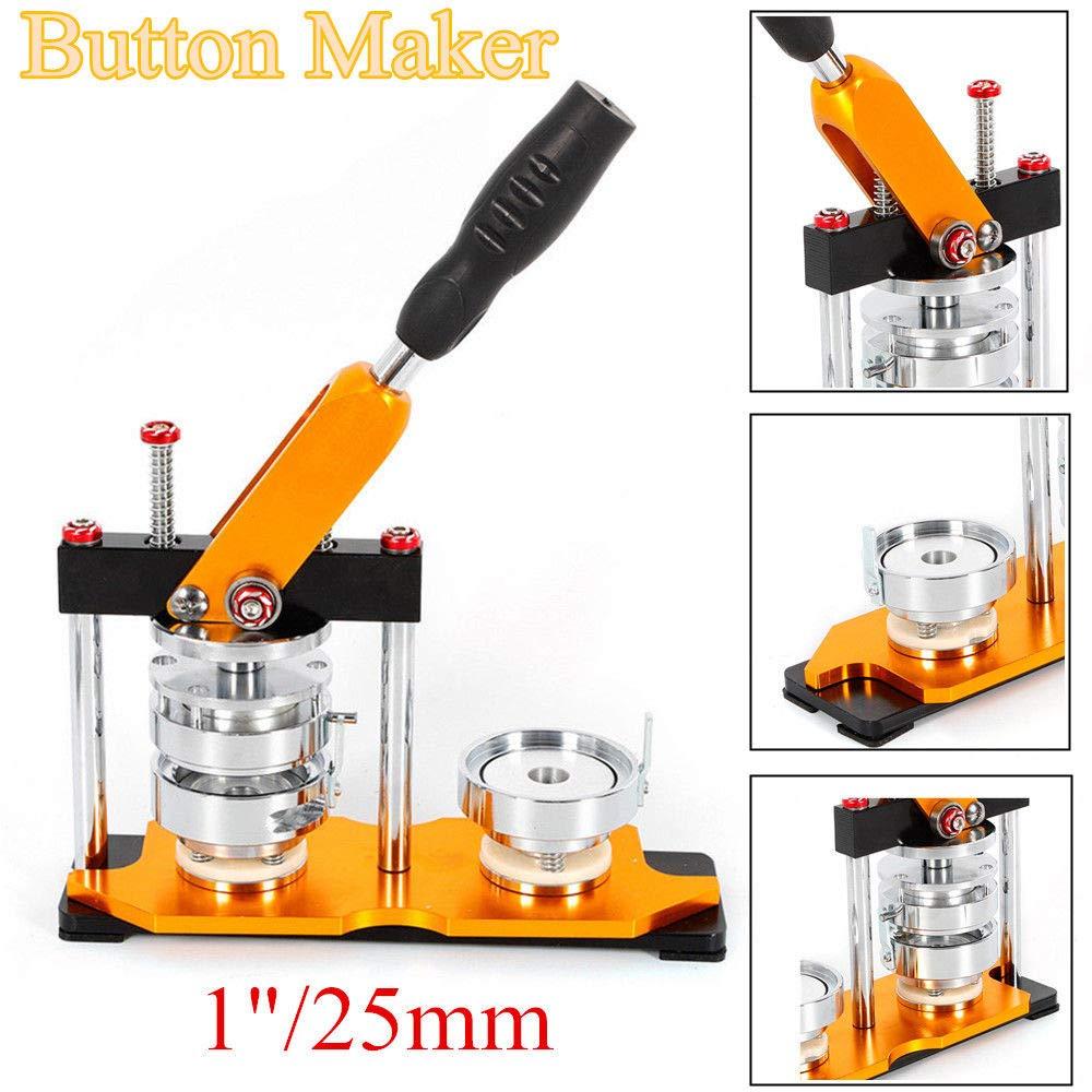 Amazon com: Button Maker Machine, DIY 1