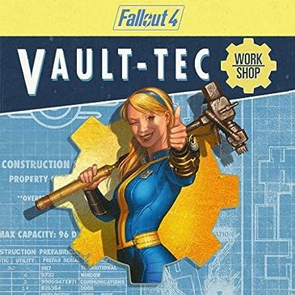 Amazon com: Fallout 4: Vault-Tec Workshop - PS4 [Digital