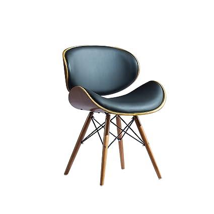 Superb Amazon Com Sirio 18 5 Indoor Wooden Barstool Modern Black Squirreltailoven Fun Painted Chair Ideas Images Squirreltailovenorg