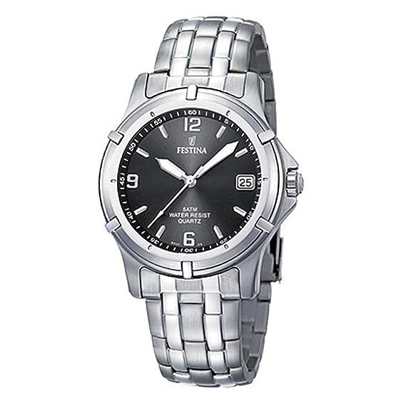 Festina F8920/2 - Reloj analógico de Cuarzo para Hombre con ...