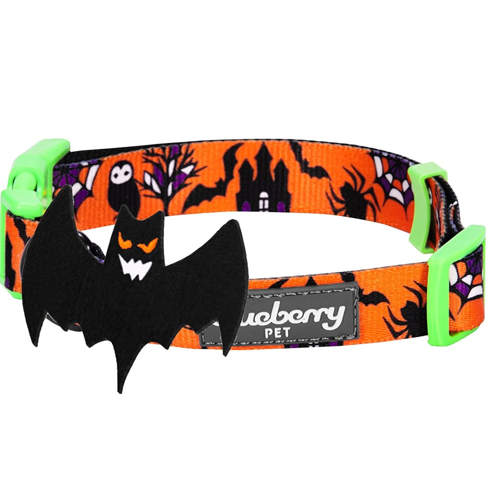 Blueberry Pet 8 Patterns Halloween Mystery Disguise - 1