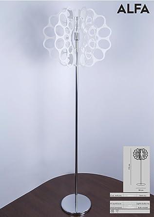 grg® lámpara de pie Mod. Alfa - lámpara de pie de acrílico y ...