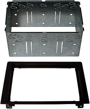 Autoleads - Adaptador de radio 2 DIN y caja para Saab 9-3: Amazon.es: Coche y moto
