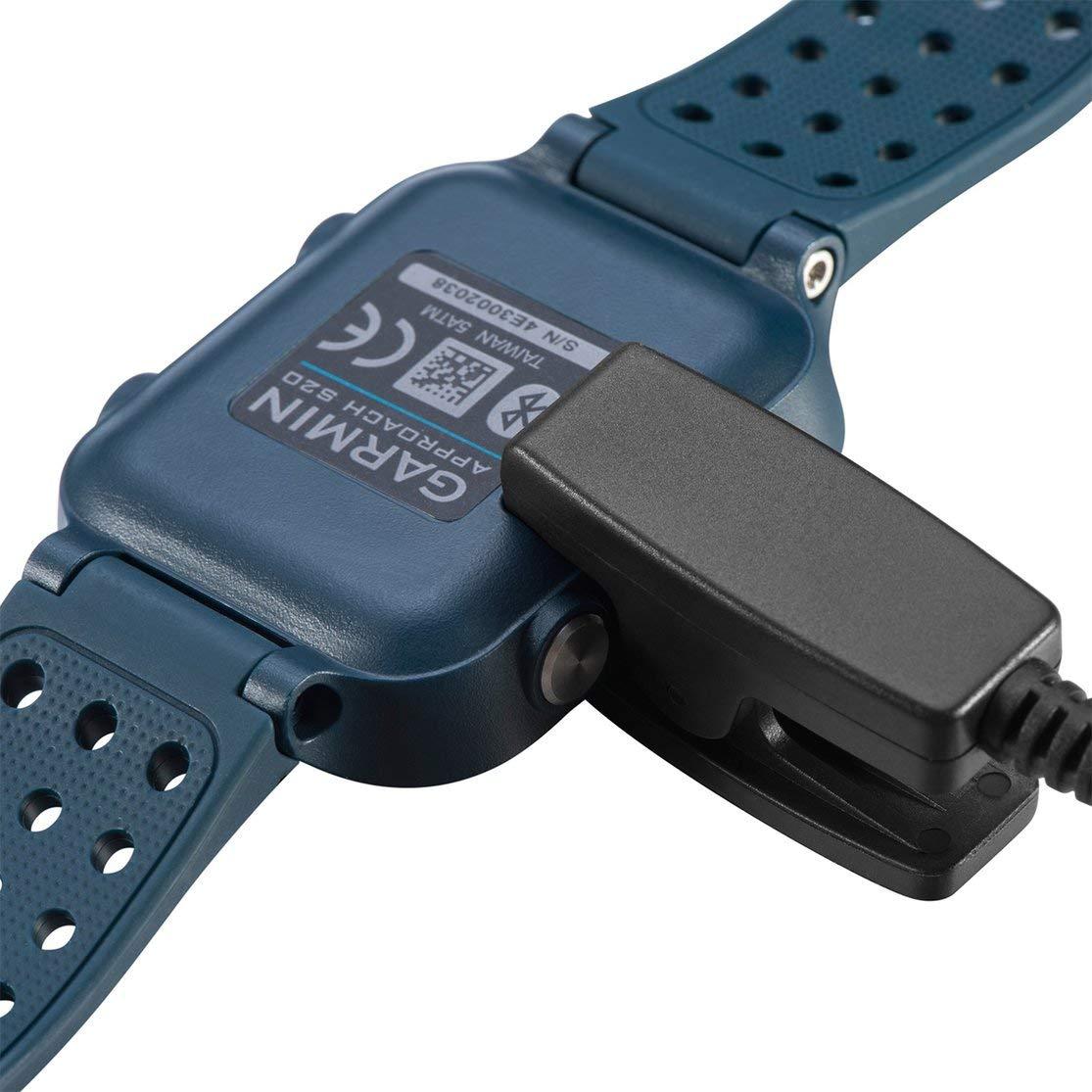 USB Clip Charger Smart Watch Charging Cradle Dock Cargador ...