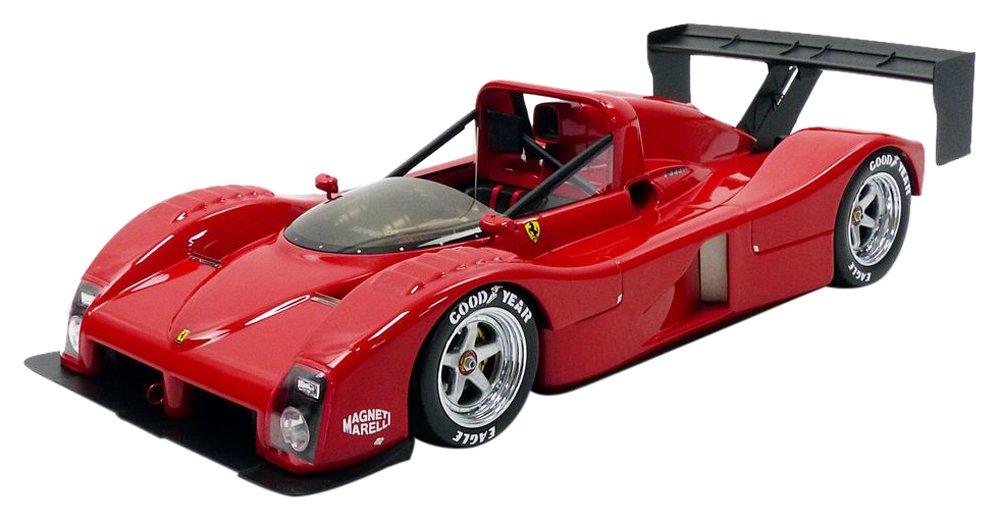 Bbr – 333 SP Press Version 1994 Ferrari, bbrc1819 V, Rojo Corsa 322, en Miniatura (Escala 1/18