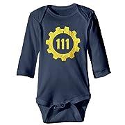 Vault 111 Infants Cool Baby Onesies Jumpsuit Set