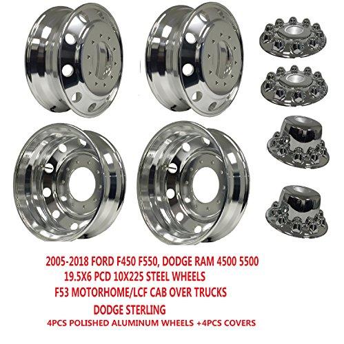 dually wheels 5500 - 9