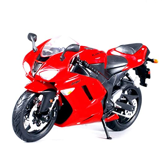GRX-PRETTY 1: 12 / Modelo De Moto Cicleta De SimulacióN ...