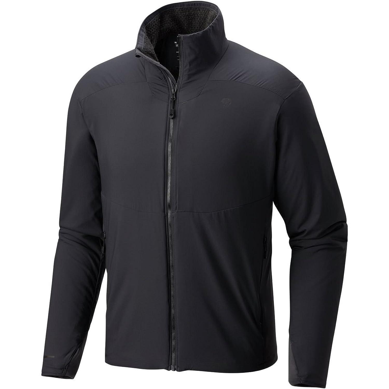 マウンテンハードウェア アウター ジャケット&ブルゾン Atherm Insulated Jacket Men's Shark 1fp [並行輸入品] B076C9VGXP XL