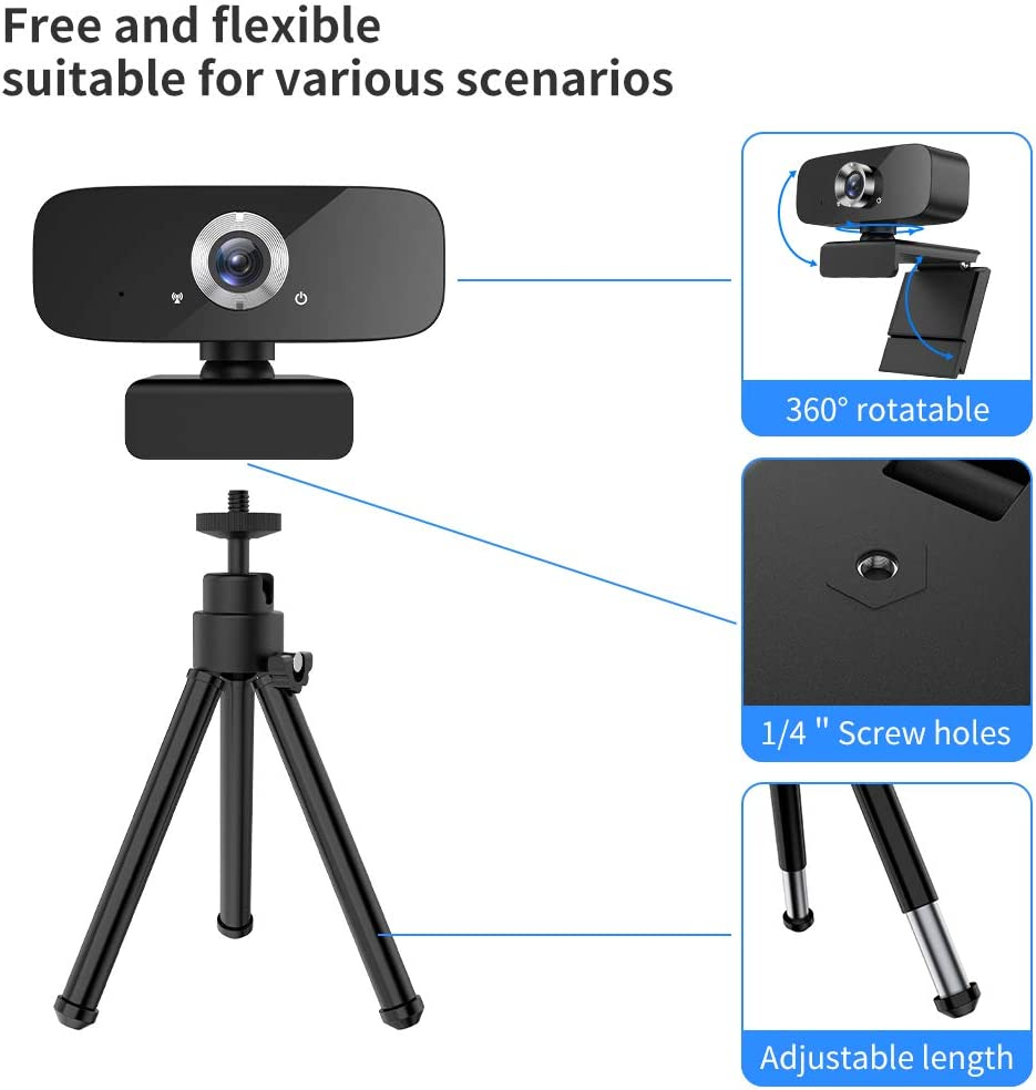 Amazon Promo Code for Webcam with Built-in Microphone for Laptop