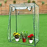 Maximumstore 40''x20''x59'' Garden Greenhouse Grow House Plant Vegetable Growbag W/PVC Cover