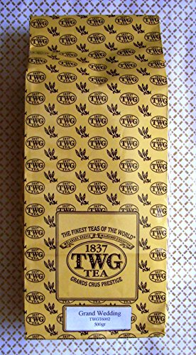 TWG Tea - Grand Wedding Tea (TWGT6002) - 17.63oz / 500gr Loose Leaf BULK BAG by Unknown