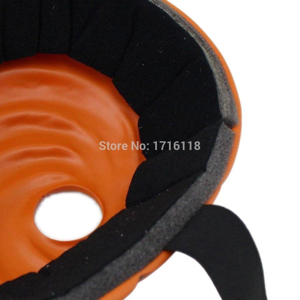 2092 Newcosplay máscara Naruto Uchiha Obito Tobi Madara Party Masquerade un ojo papel jugar escena prop disfraz de Halloween accesorios: Amazon.es: Hogar