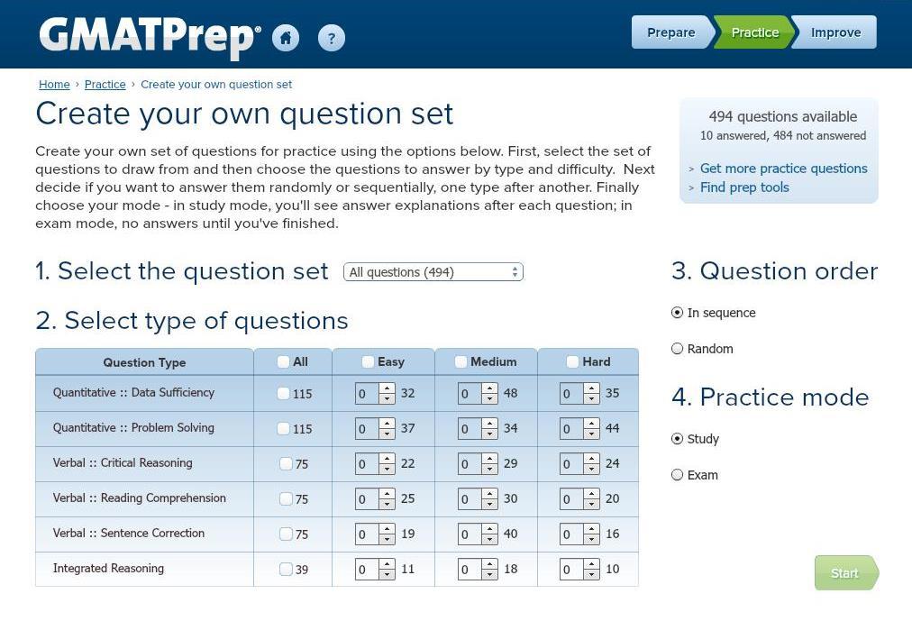Amazon Gmatprep Question Pack 1 Online Code Software