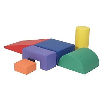 Children's Factory 6-Piece Playset Climbing Toy