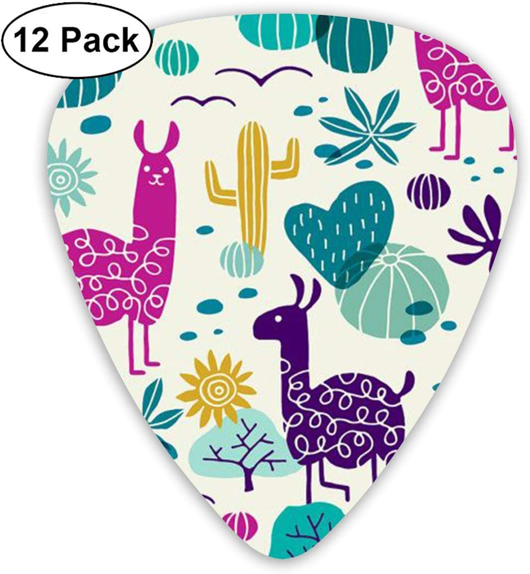12 Pack Guitar Picks Funny Park.png Think, Medium and Heavy,Unique Guitar Gift for Bass, Electric & Acoustic Guitars: Amazon.es: Instrumentos musicales