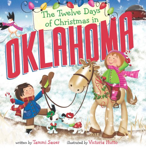 Books : The Twelve Days of Christmas in Oklahoma (The Twelve Days of Christmas in America)