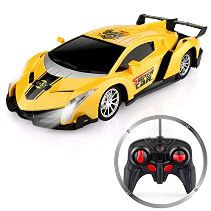 Amazon Com Baztoy Remote Control Cars 27mhz High Speed Rc Car Toys