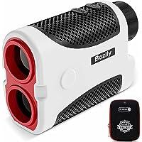 BOZILY Golfafstandsmeter 6X, laser afstandsmeter 800yards/731 m vlag-lock golf afstandsmeting laser continue scan golf…
