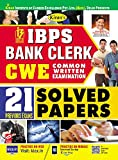Kiran's IBPS Bank Clerk (CWE 2018) Solved Papers English - 2194