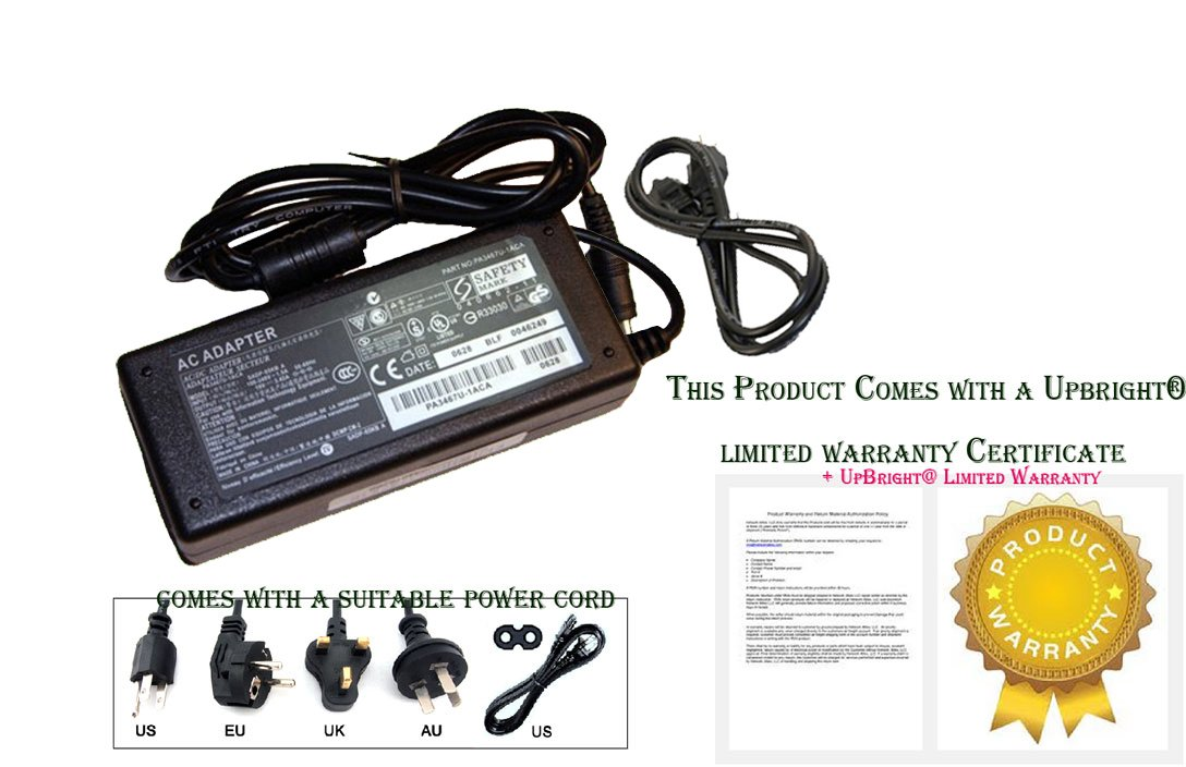 Amazon.com: UpBright® Global AC Adapter For Horizon Fitness 003486 ...