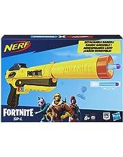Nerf - Nerf Fortnite SP-L et Flechettes Nerf Elite Officielles