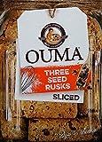 Ouma Sliced 3 Seed Rusks 450g (2 Pack)