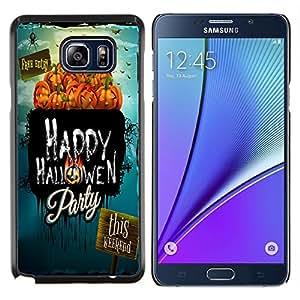 Dragon Case - FOR Samsung Note 5 N9200 N920 - ?I'll be yours - Caja protectora de pl??stico duro de la cubierta Dise?¡Ào Slim Fit