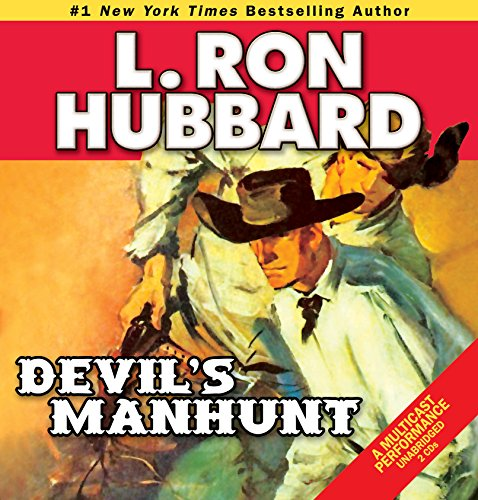 Devil's Manhunt (Western Short Stories Collection)