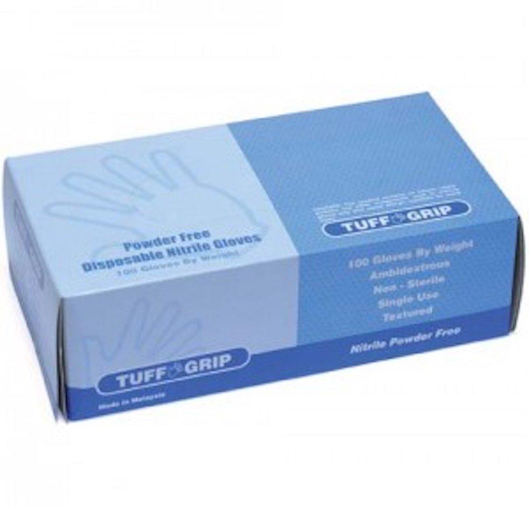 Amazon Com 1000 Case Disposable Powder Free Blue Nitrile