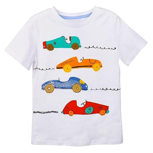 3 opinioni per Okidso T-shirt Bambini Maglietta Bello dei Ragazzi Maglietta Pura Cotone