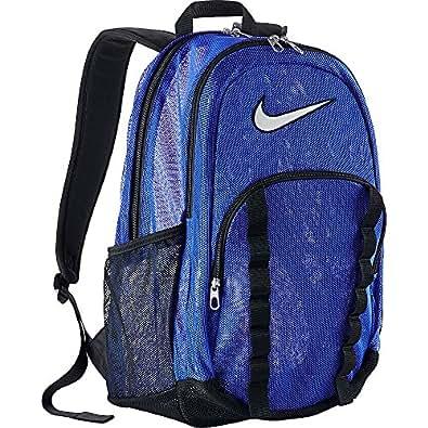 Amazon.com: Nike Brasilia 7 Backpack Mesh XL Game Royal