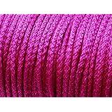 10m PP-Schnur - 5mm stark - Farbe: pink
