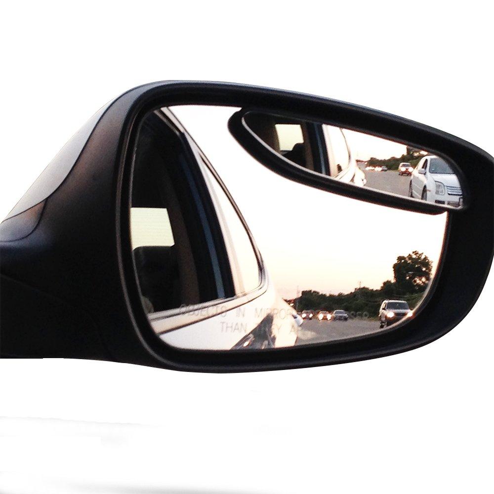 2 Pezzi Specchietti Retrovisori Esterni per La Grande Vista Posteriore Utopicar Specchi Blind Spot per La Sicurezza del Traffico