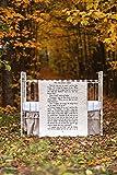 Velveteen Rabbit - Linen Crib Quilt - 36x45
