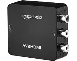 Amazon Basics RCA to HDMI Adapter Converter