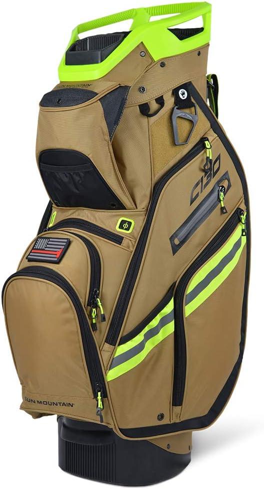 Sun Mountain 2021 Men's C-130 Golf Cart Bag