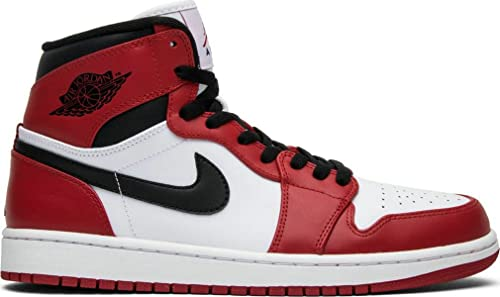 Air Jordan 1 Retro Chicago 2013 White Red Scarpe da Basket ...
