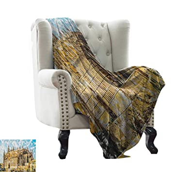 Amazon.com: BelleAckerman Cold Blanket Gothic,Big Gothic ...