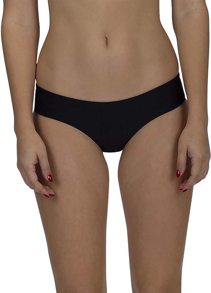 Hurley Slip Bikini Donna W Hipster Surf Bottom