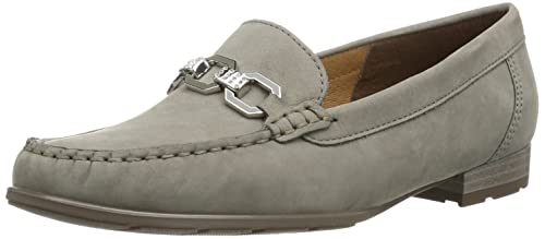 e41fd693db6c ara New Jersey, Mocasines para Mujer, Gris, 42 EU: Amazon.es ...
