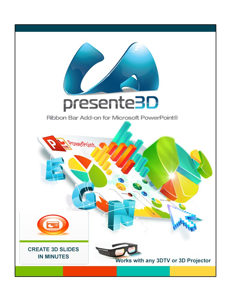 amazoncom presente3d v1 turn your microsoft powerpoint presentations into 3d download software
