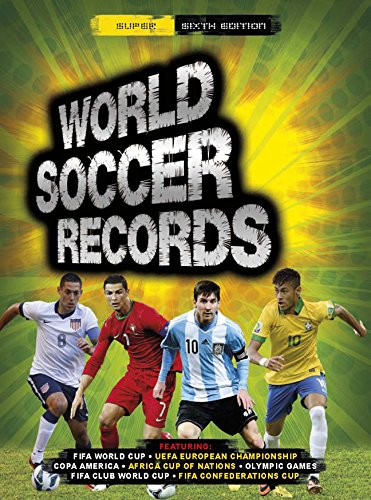 World Soccer Records 2015 (2015 Cup Cricket World)