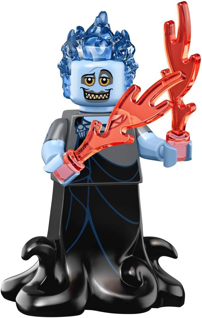 LEGO Ursula Minifigure 71012 Disney Series New Sealed