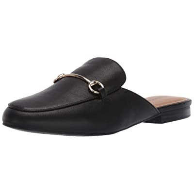 Essentials Women's Buckle Mule: Shoes