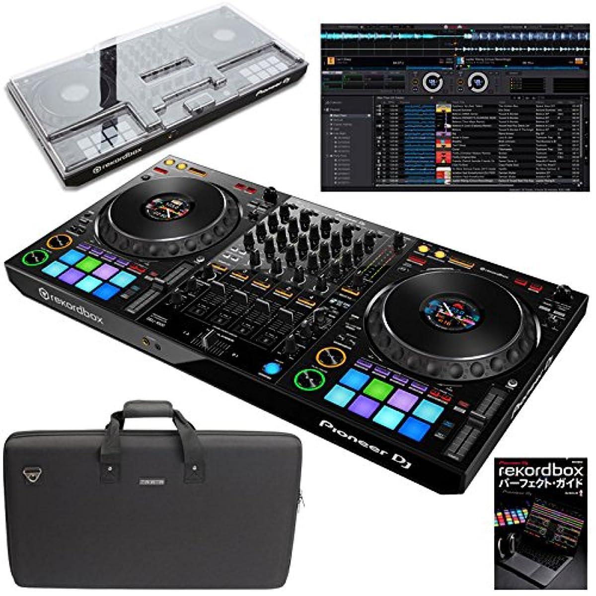 [해외] PIONEER DJ 파이오니아 DDJ-1000 【보호 커버&carrying 케이스 첨부속 초심자 DJ세트】